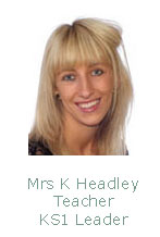 Mrs K Headley