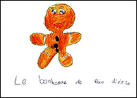 Y5 French The Gingerbread Man