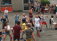 FSA Outdoor Summer Disco