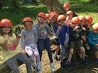Y2 Grendon Hall Residential Visit