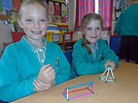 Y2 Maths - 3d Shapes