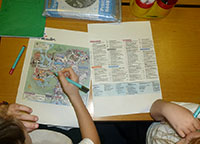Y3 Geography - Map work