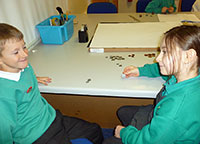 Y3 Maths - Money / Finding change intervention group