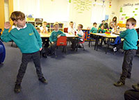 Y3 Science Forces  - Pushes and Pulls